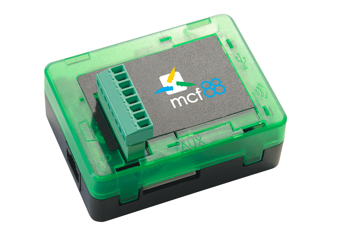 mcf88 - MCF-LW06420 - 4-20mA-0-10V to LoRaWAN interface